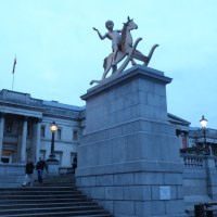 Secret London: Trafalgar Square, Fourth Plinth