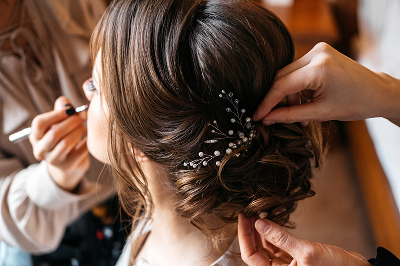 Brantford Wedding Hair Stylist