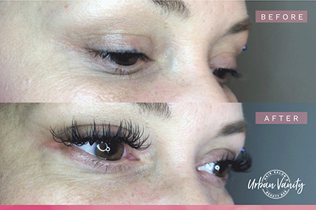 eyelash extensions brantford