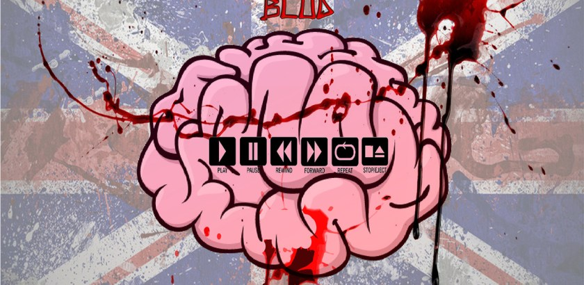Trademark Blud – Blud On The Brain EP (Prod. by Rediculus/Platformz Music)