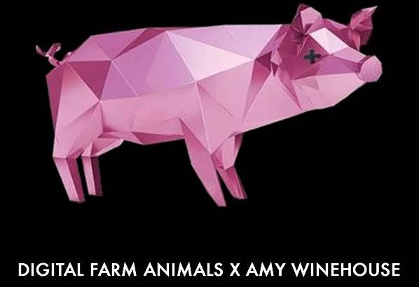 Digital Farm Animals x Amy Winehouse – Stronger Than Me (Remix/Audio)