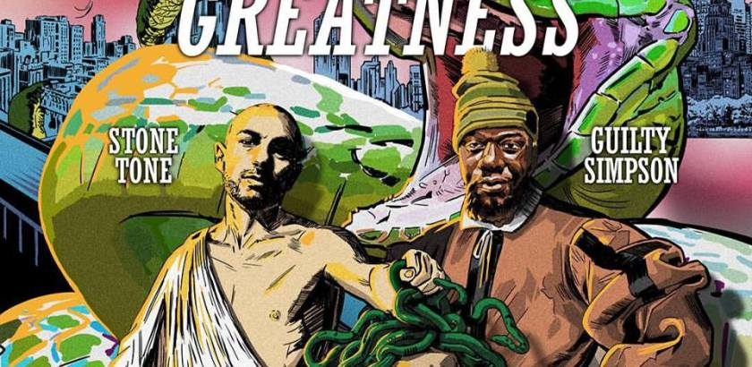 Guilty Simpson & Stone Tone – Greatness (Audio/Free Download)