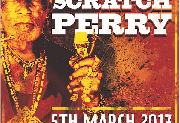 Soundcrash Presents: Lee Scratch Perry @ Village Underground, London, UK (05th March)