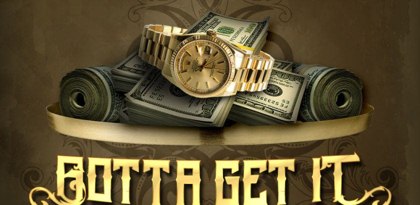 Spontaneous The Go Getta - Gotta Get It (Audio/iTunes)