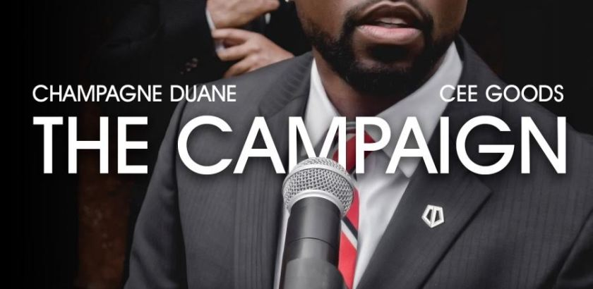 Champagne Duane - Gun Control (Prod. by Cee Goods/Audio/iTunes)