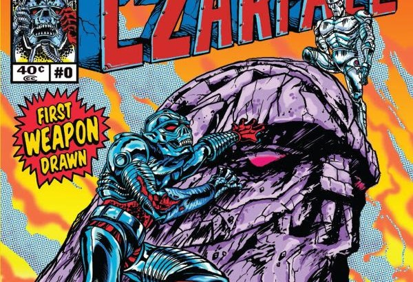Czarface (DJ 7L, Esoteric, Inspectah Deck) Preview Pages From Read-Along Comic/Record in the Spirit of Power Records
