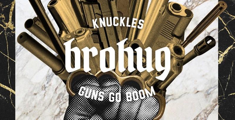 BROHUG - Knuckles EP (Audio/iTunes/Dim Mak Records)