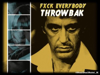 Throwbak - Fxck Everybody (Prod. Raisi K/Audio)