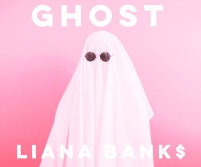 Liana Bank$ - Ghost (Prod. by YOBO/Audio)