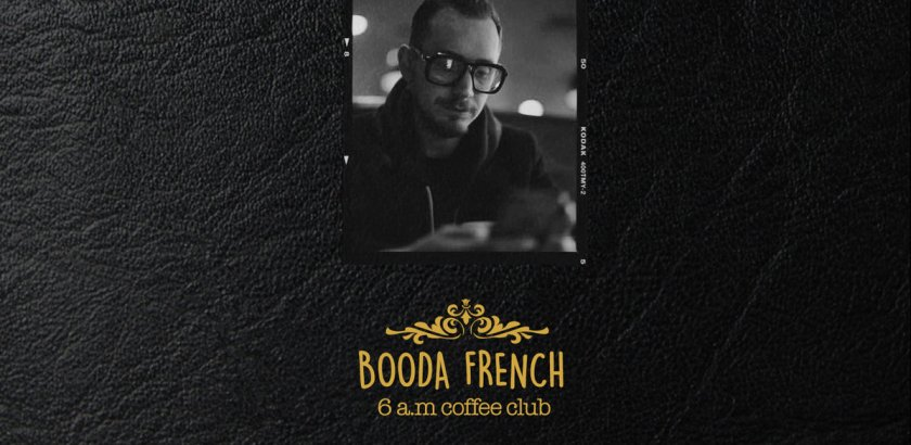 Booda French - Astronauts (Music Video) + 6am Coffee Club EP (Pre-Order/02nd)
