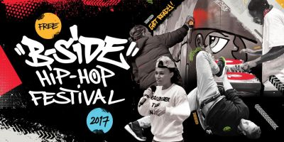 B-Side Hip Hop Festival 2017 @ Birmingham Hippodrome, Birmingham, UK (19th - 21st May)