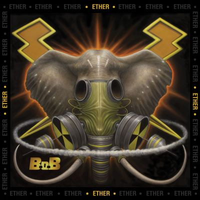 B.o.B - ETHER (Album/iTunes) + 4 Lit (Music Video)