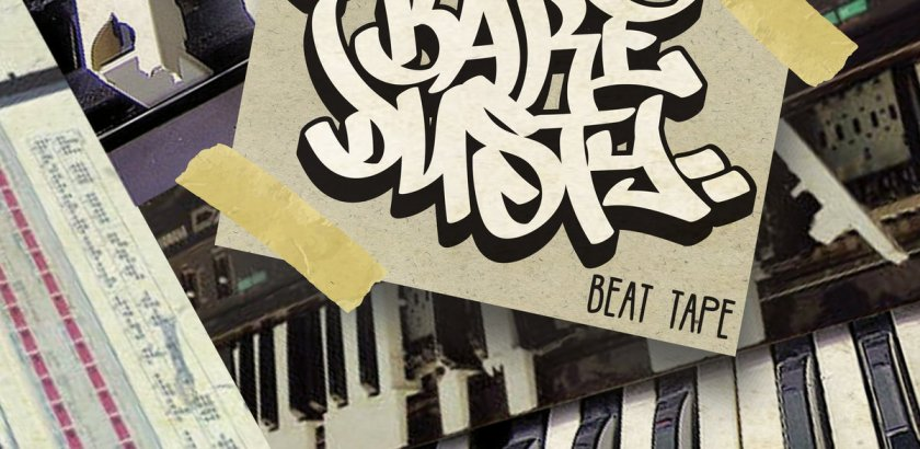 Bare Beats & Dusty Ohms - The Bare Dusty Beat Tape (Audio/Limited Edition Cassette)