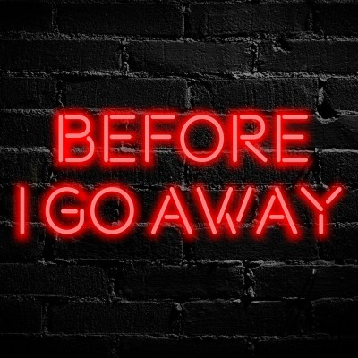 Leo Napier - Before I Go Away (Lyric Video) + EP Announcement