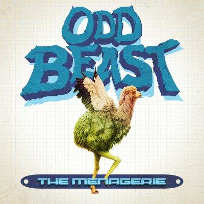 The Menagerie - Odd Beast (Album Pre-Order/04th Sept)