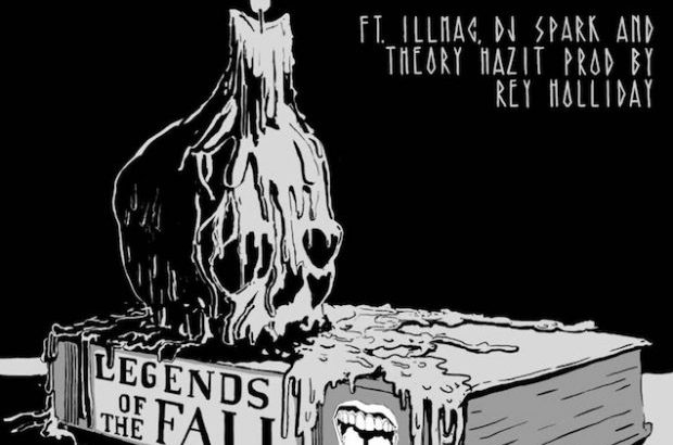 Al-One ft. Illmac, DJ Spark, Theory Hazit - Legends Of The Fall (Prod. by Rey Holliday/Video Music)