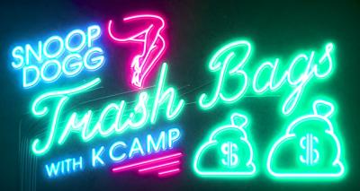 Snoop Dogg ft. K Camp - Trash Bags (Music Video) Taken Off: Neva Left (Album/iTunes)