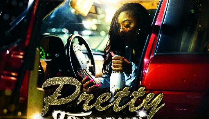 Pretty Tsunami - Baddest (Music Video) Taken Off: Pretty With Barz (Mixtape)
