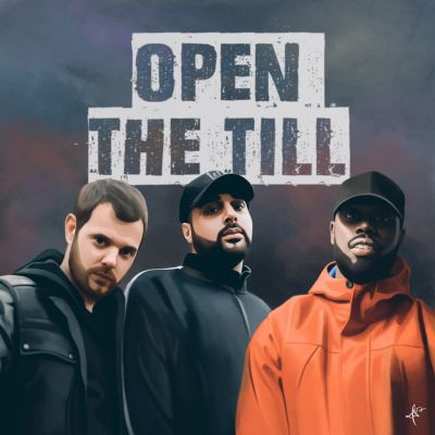 Grim Sickers ft. Ghetts & The Darker The Shadow The Brighter The Light - Open The Till (Music Video/iTunes/Spotify)