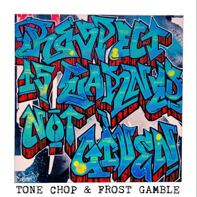 Tone Chop & Frost Gamble - Respect Is Earned Not Given (Album/iTunes/Spotify)