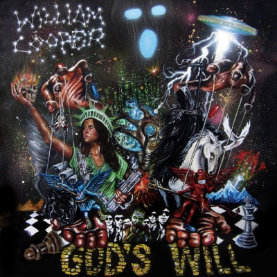 William Cooper ft. Sean Price & Stoneface - Holy Mountain (Prod. by BP/Music Video) + God's Will (Album/iTunes)