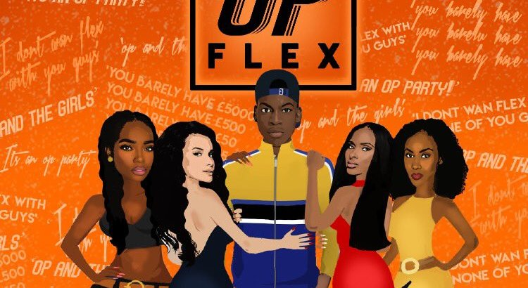 OP - FLEX (Music Video/iTunes/Spotify)