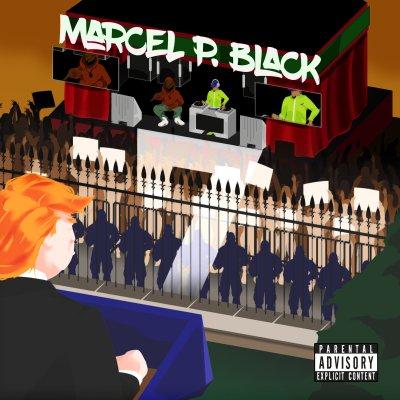 Marcel P. Black - #FreeBLKPPL (Audio) Taken Off: SEVEN (Album)