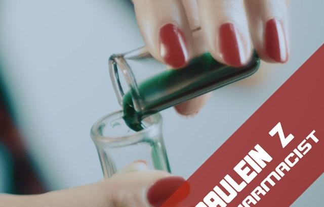 Fraulein Z - The Pharmacist (Audio/Herr Zimmerman Records/03rd Nov)