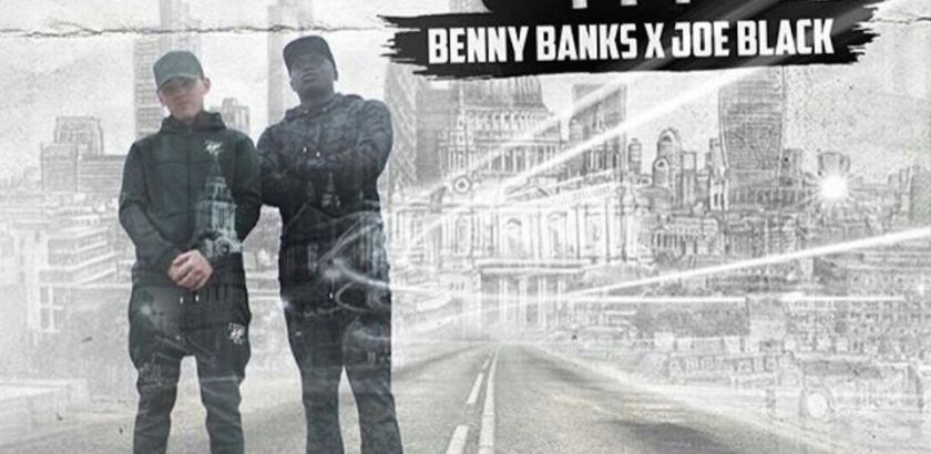 Benny Banks & Joe Black - BNB (Mixtape/iTunes/Spotify)