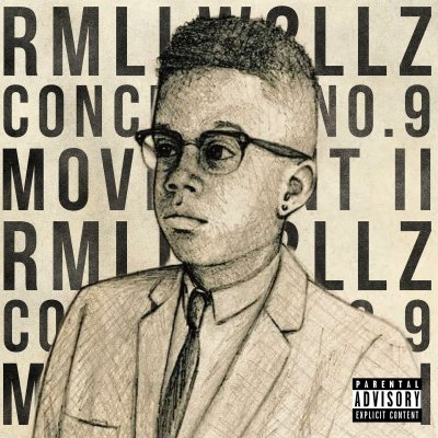 RMLLW2LLZ - Concerto No.9 Movement II (Album/Audio)