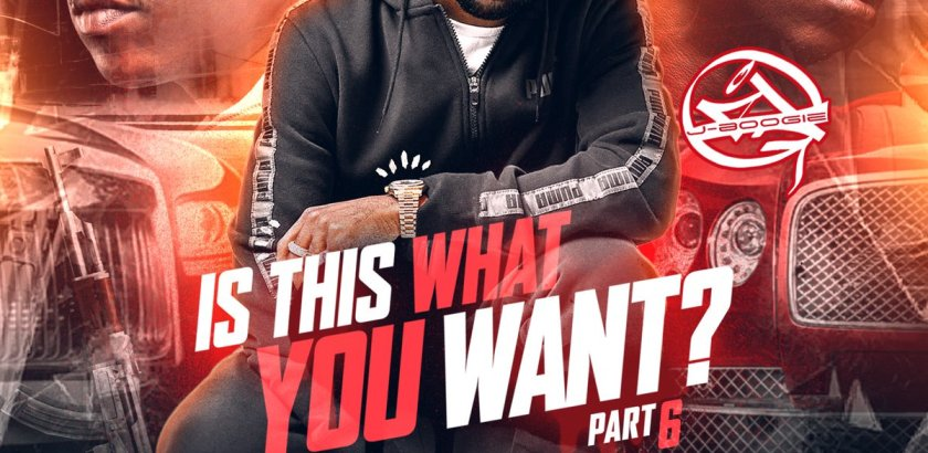 DJ J-BOOGIE - Is This What You Want 6 (Mixtape/Audio/Free Download)