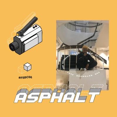 Marley Pitch - ASPHALT EP (Audio/iTunes/Spotify)