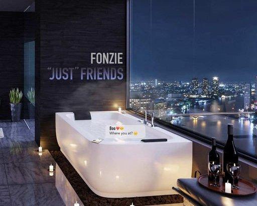 Fonzie - Just Friends (Audio/iTunes/Spotify)