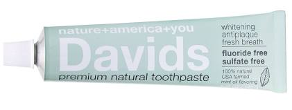 Image result for davids toothpaste