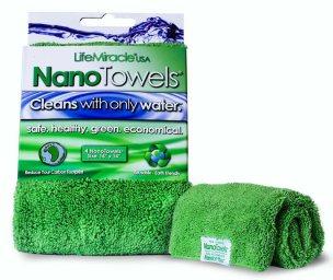 nano towels reviews