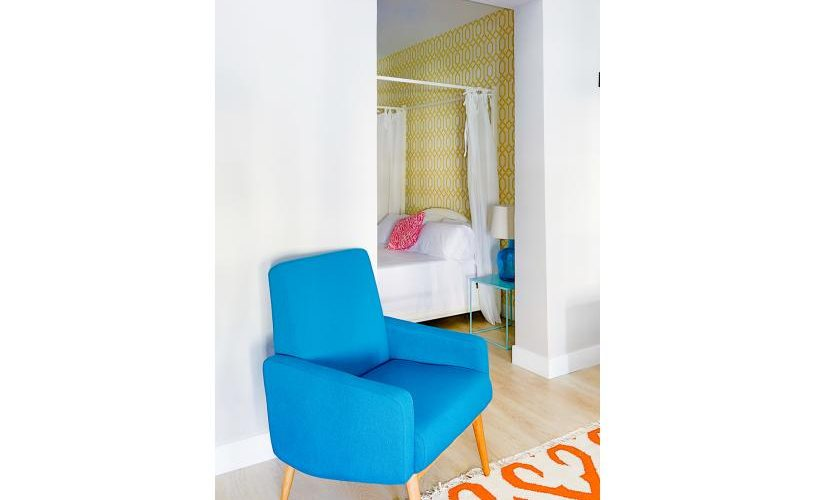 Salon en Apartamento un Dormitorio UrbanVida La Latina6