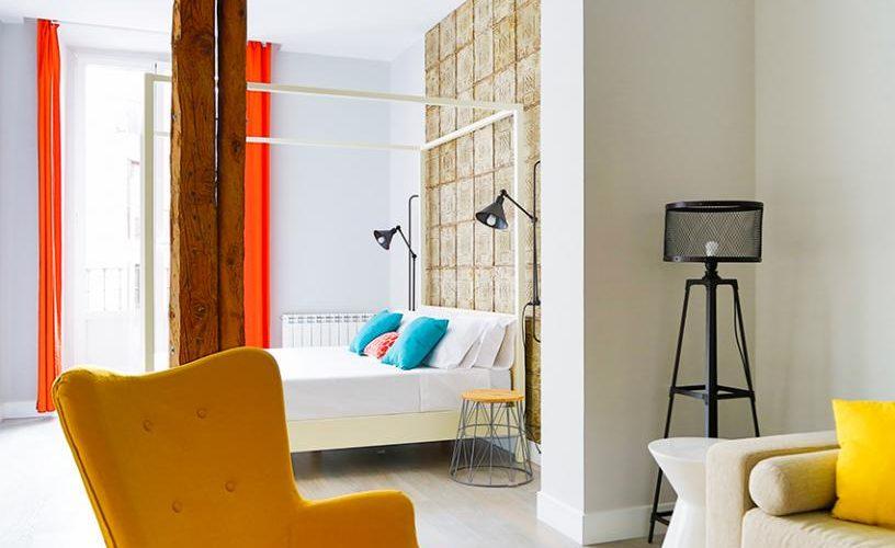 Salon en Estudio Loft 3.1 UrbanVida La Latina