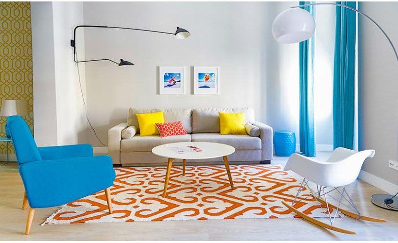 Experimenta la ciudad como un auténtico madrileño. Este apartamento es perfecto para parejas y familias.