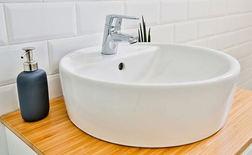 Baño en Apartamento en Calatrava Urban Vida Stays