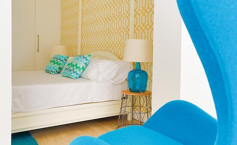 Habitacion en apartamento un dormitorio 1 urbanvida la latina3