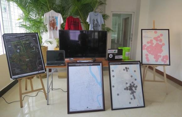 Urban Voice Exhibition at DAI