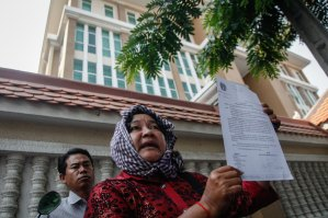 Ministry Sold Land From Under 163 Families