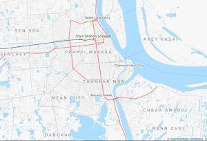 New Phnom Penh Land Master Plan Passed