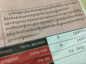 Rising Electricity Bills but No Right to Complain