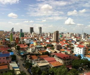 The Lack of Public Space in Phnom Penh City