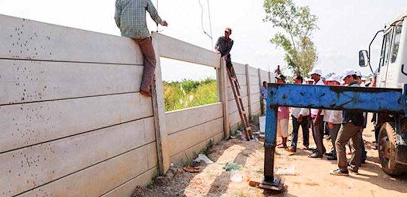Illegal roadblock row rumbles on