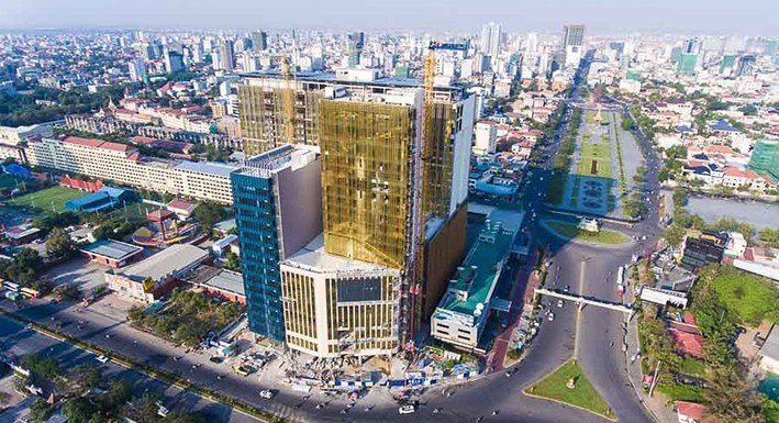 Cambodia growing fast, says World Bank