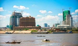 Will Tonle Bassac be the next Marina Bay?