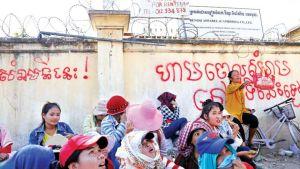 Garment factory shutters, leaving hundreds unpaid
