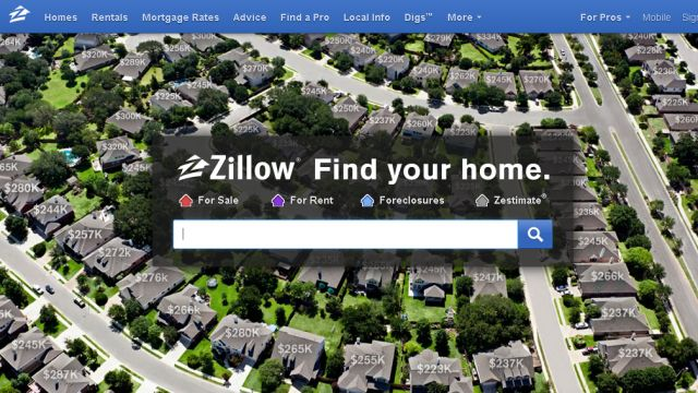 Zillow Real Estate Agent